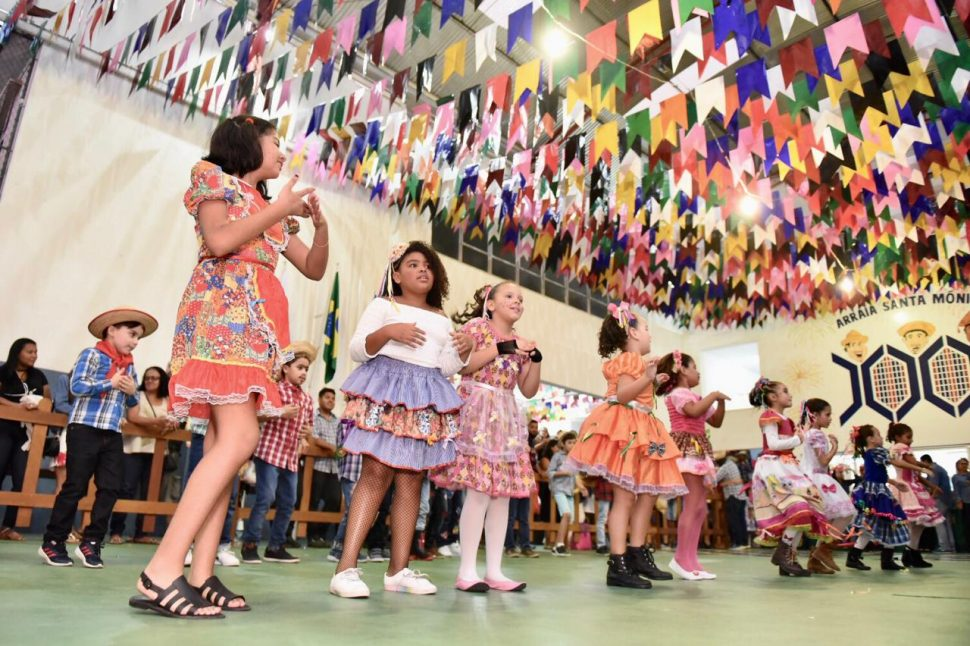 FESTA JUNINA – EDUCAÇÃO INFANTIL AO PRÉ- VESTIBULAR
